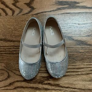Children's Place Girls size 10 Mary Janes